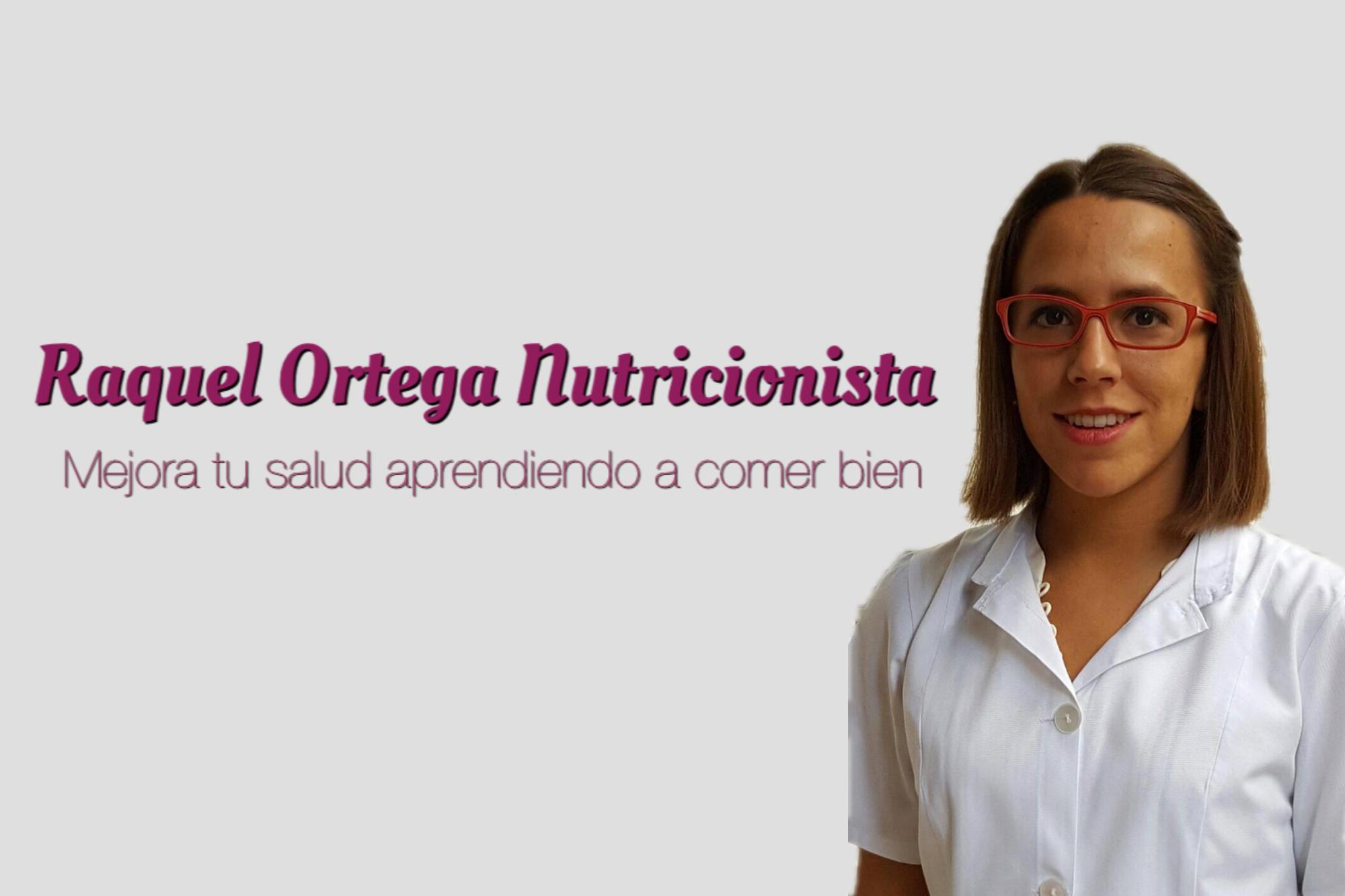 Raquel Ortega Nutrición